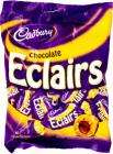 Cadbury Chocolate Eclairs (200g) Was £1.18 Now 59p - Valid until 29/07/2008