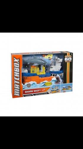 Matchbox shark ship half price in sainsburys - £19.99