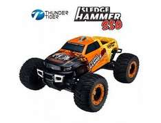 Thunder Tiger MTA4 S28 Sledge Hammer with lot of FREEBIES for Nitro RC Lovers - Get almost 45% discount with this Down from £419.99 buy - Gift yourself this perfect powerful