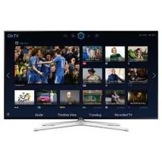 Samsung UE55H6240 55 Inch 3D Ready, Smart WiFi Built In Full HD 1080p LED TV with Freeview HD + Free Samsung HW-H355 120W Soundbar with Bluetooth & External Sub - £899 @ Tesco Direct