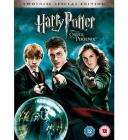 Harry Potter & the Order of the Phoenix - 2 Disc Special Edition DVD - m & s was £9.00 now £3.00 - buy 1 dvd/cd get 1 half price