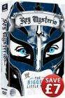 WWE Rey Mysterio: The Biggest Little Man 3 DVD set - £14.99