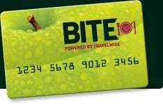 Free BITE Card – 10% Off At Train Stations