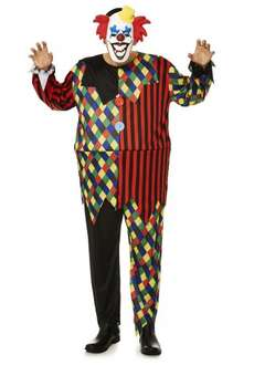 Fancy Dress Costumes from less than £1 @ Tesco F&F Clothing 25% off everything +7.5% TCP