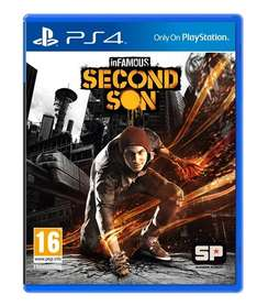 Infamous: Second Son (PS4) £19.70 Delivered @ VideoGameBox (Includes £1 Reward Points)