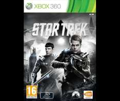 Star Trek (Xbox 360) £3 delivered from Tesco Direct or £1.50 of Clubcard vouchers with Boost