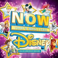 NOW That's What I Call Disney 4CD's £8.99 @ Amazon.co.uk (plus delivery or free with prime)