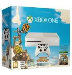 Xbox One Limited Edition White Sunset Overdrive Bundle £299.99 Delivered @ Shopto Via eBay