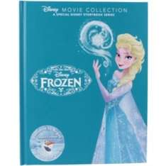2 Annuals for £5 @ Argos (Free C&C) includes Frozen story book