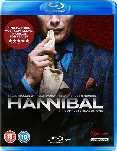 Hannibal Season 1 (Blu-ray) £8.49 delivered @ Movie Mail UK
