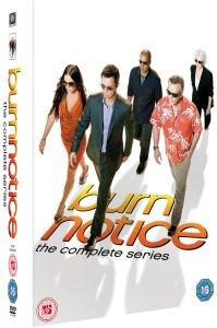 Burn Notice Seasons 1-7 DVD £44.99 Using First Order Code WELCOME @ Zavvi