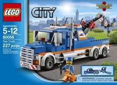 LEGO City Tow Truck - 60056 - £10.50 with code @ ASDA Direct