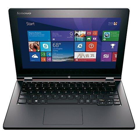 """Lenovo Yoga 2 11"""" Convertible Laptop 8GB RAM - John Lewis - £449.95"""