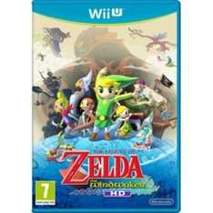 The Legend Of Zelda: Wind Waker HD (Wii U) £25 Delivered @ Tesco Direct (Using Code)