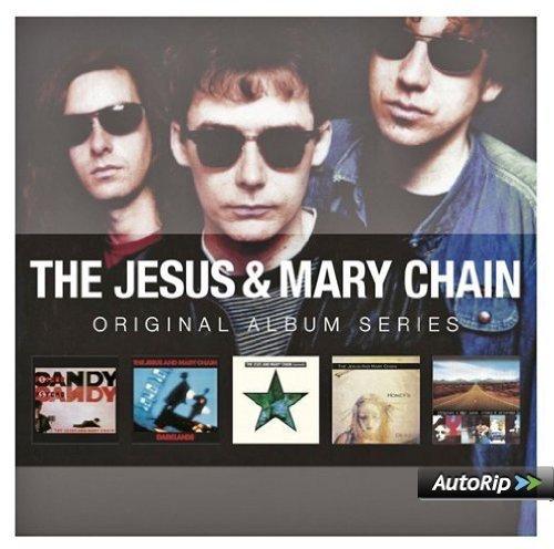 Jesus and Mary Chain 5 CD Boxset Original Album Series £9.99 @ Amazon