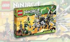 Lego Ninjago Epic Dragon Battle 9450 RRP £99.99 down to £49.99 with free delivery @ Ebeez /Groupon UK