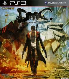 DMC - Devil May Cry - PS3 Game - £5.50 @ Tesco Direct