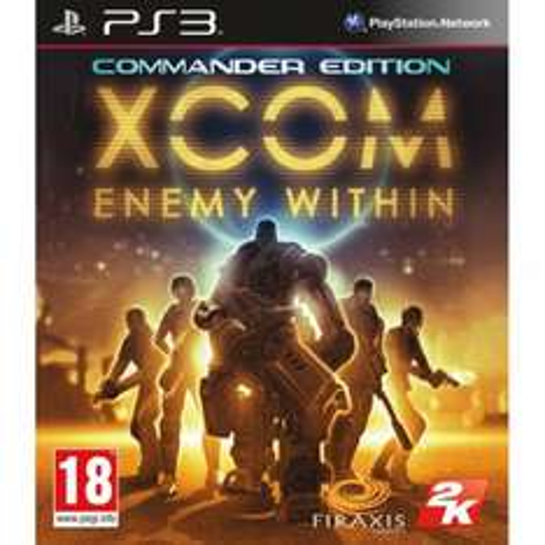 Xcom Enemy Within - Commander Edition - £5.50 @ Tesco Direct