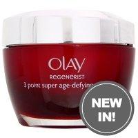 Olay Regenerist 3 Point Super Age-Defying Cream 50ml £10.95 RRP £30 at allbeauty.com