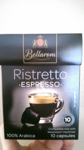 Nespresso compatible coffee pods 89p @ Lidl