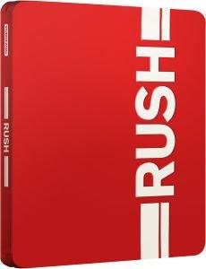 Rush - Limited Edition Steelbook Blu-ray £16.99 @ Zavvi