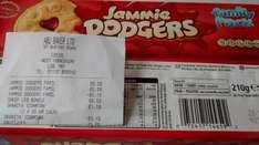 2 x 210g larger family pack (normally 140g) Jammie Dodgers - £1 @ Abu Baker Leeds