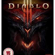 Diablo 3 PC/MAC £11 Amazon Order Now Delivered When Available