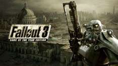 Fallout 3 Game of the Year Edition / Fallout: New Vegas Ultimate Edition (Steam) £3.20 Each @ amazon.com