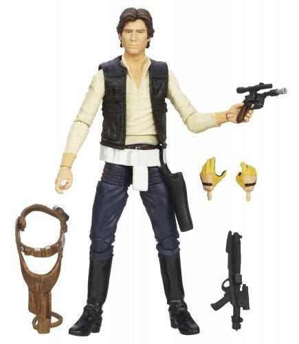 Star Wars 6 inch Han Solo £7.86 @ Amazon (free delivery £10 spend/prime)