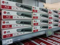 Lg BP135 Blu Ray player in Asda Huddersfield - £34
