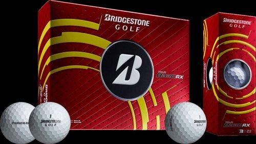 Bridgestone Golf B330 RX 12 Ball Pack £19.99 @ American Golf
