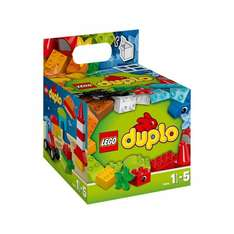 LEGO Duplo - Creative Building Cube - 10575 was £25 Now £9.37 Click & Collect @ Asda