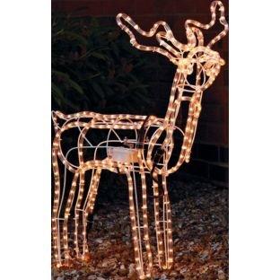 Nodding Reindeer (70cm/RRP £79.99) Just £19.19 at Argos using code