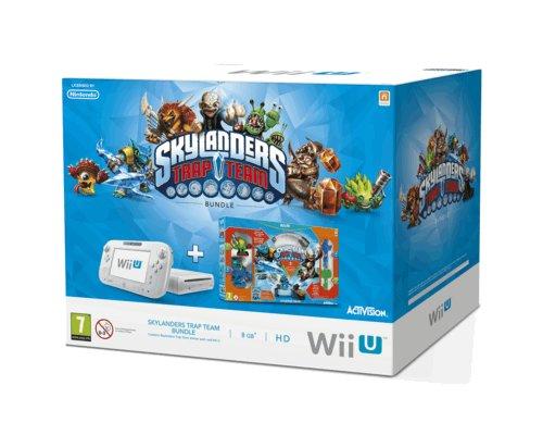White Wii U Basic with Skylanders Trap Team - £169.99 @ GAME