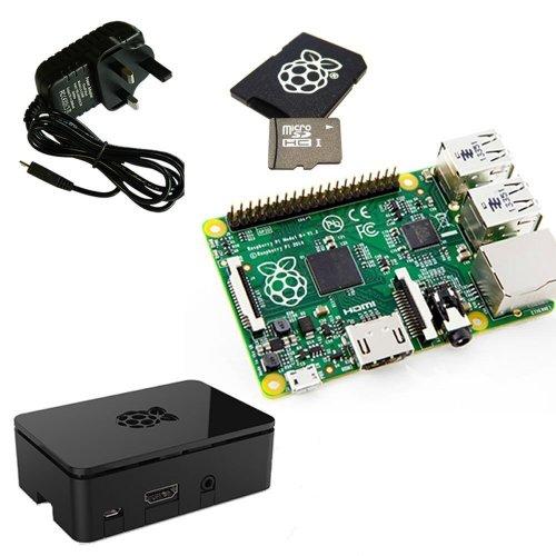 Raspberry Pi B+ Starter Kit - £35.50 The Pi Hut on Amazon / The Pi Hut