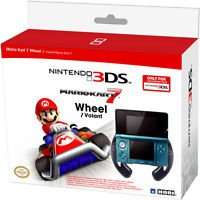 3DS MARIO KART 7 WHEEL 3DS BRAND NEW SEALED OFFICIAL PAL @ shopto eBay outlet