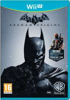 Batman: Arkham Origins - £9.99 @ Amazon (Free Dispatch w/Prime or Free On Orders Over £10)