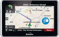 """Binatone DVR505 5"""""""" UK and ROI Video Recording Sat Nav for £49.99 Delivered @ IWantOneOfThose"""