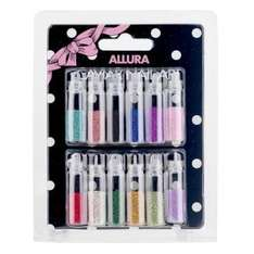 12 colours of nail art caviar £1.00 @ poundland