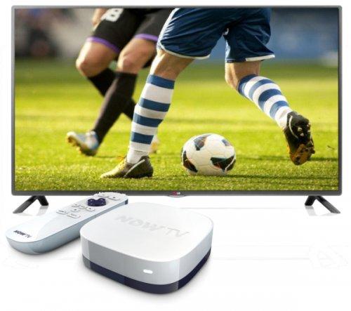 """LG 42LB561V 42"""" LED TV plus NOW TV HD Smart TV Box - Sports Bundle. £279.00 @Currys/PC World"""