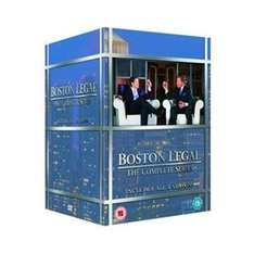 Boston Legal Complete 1-5 DVD £30 (Fox Direct) @ Play.com