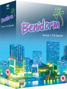 Benidorm Box Set Seasons 1-3 & Special 6 Discs only £6.99 @ Zavvi & 5.25% via TCB
