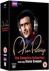 The Alan Partridge Complete Box Set (6 Disc DVD Boxset) £8.99 (£8.09 with code) delivered @ Zavvi