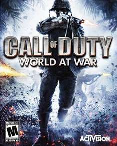 Call of Duty World at War PRE-OWNED £2.97 X360 @ GMG