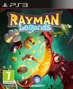 Rayman Legends PS3 £11 @ Tesco Direct *FREE Delivery*
