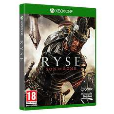 Ryse: Son of Rome. Xbox One £22.99 @ John Lewis - Free Collect at store
