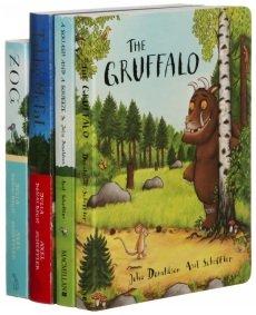 Julia Donaldson 4 book bundle - £5.99 @ Whsmith