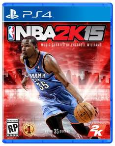 NBA 2K15 PS4 or XBOX ONE £25 + 9% Quidco @ Tesco Direct