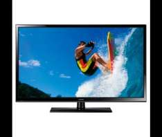 Samsung PE43H4500 43 Inch HD Ready 720p Plasma TV With Freeview  £249 @ Tesco