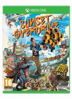 Sunset overdrive (Xbox one) £27 @ Tesco